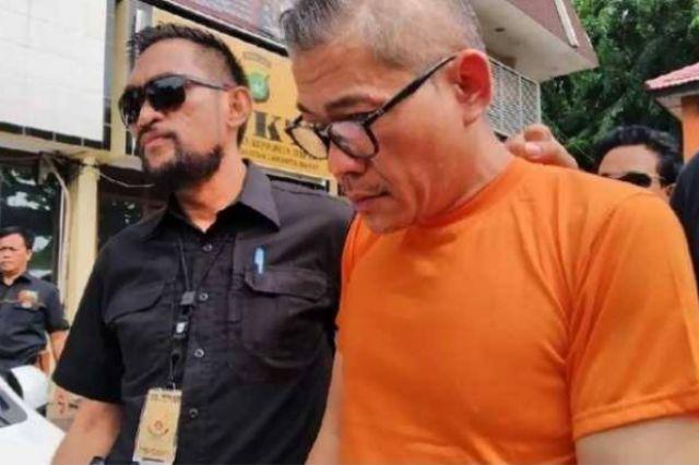 Tohap Silaban Minta Maaf ke Polisi yang Diajaknya Duel dari Balik Tahanan