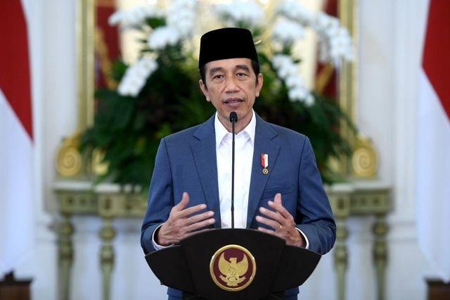 Stafsus Presiden: Jokowi Tolak Wacana Presiden 3 Periode