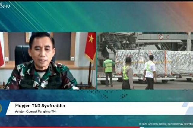 Tiga Strategi TNI Dukung Pemerintah Sukseskan Program Vaksinasi Nasional