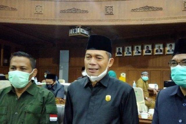Puluhan Anggota DPRD Muaro Jambi Jalani Vaksinasi Covid-19 Tahap Pertama