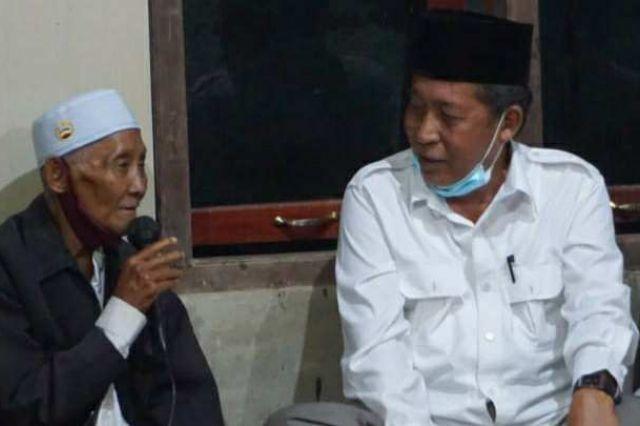 Lanjutkan Lawatan Politik ke Tebo, Abdullah Sani Silaturahmi dengan warga Waroto Agung