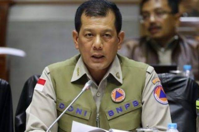 BNPB Tegaskan Indonesia Tak Akan Lakukan Lockdown