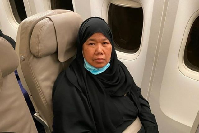 Lolos dari Hukuman Mati, TKI Ety Toyyib Sore Ini Pulang ke Indonesia