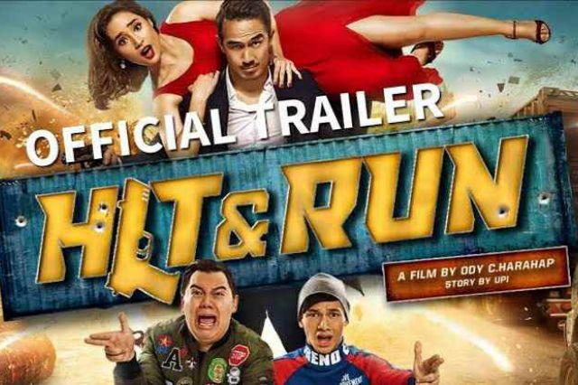 Nonton Film Komedi dan Laga Hit and Run