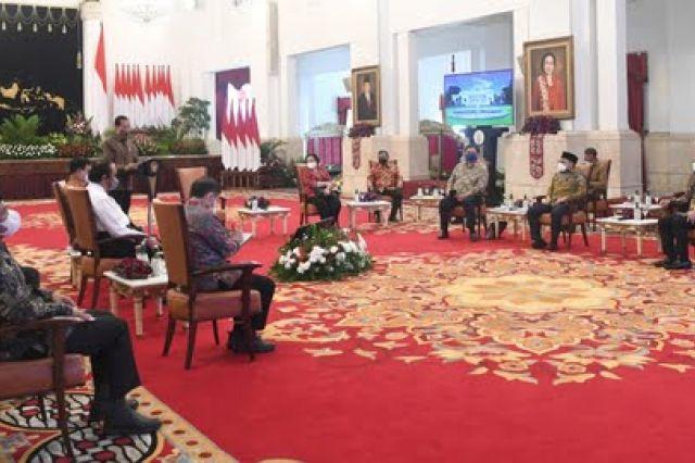 PAN Resmi Bergabung ke Koalisi Jokowi