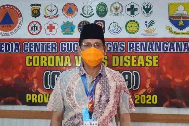 Kasus Positif Pertama di Tanjab Timur Merupakan Pasien Covid-19 Tanpa Gejala