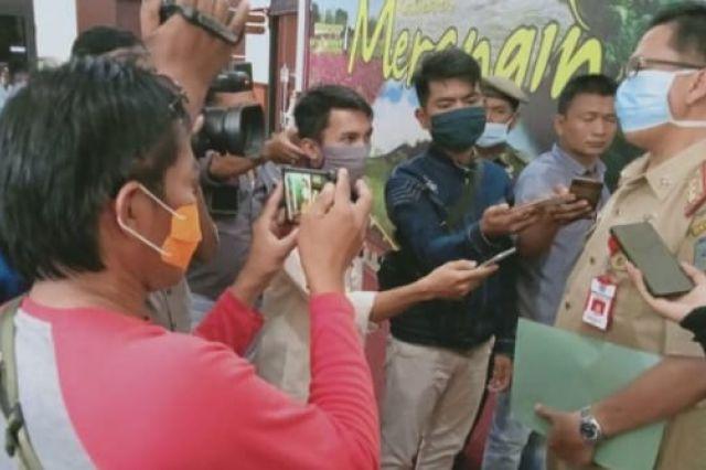 Al Haris Tunjuk Kadis Kominfo sebagai Jubir Satgas Corona Merangin