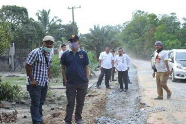 Anggaran Belasan Miliar Disiapakan PUPR Provinsi Jambi untuk Jalan Ness