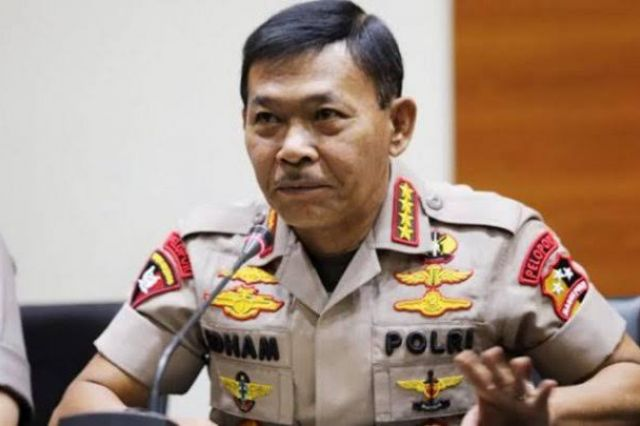 Tangkal Virus Corona, TNI-Polri Sudah Bubarkan 1.371 Kerumunan Massa