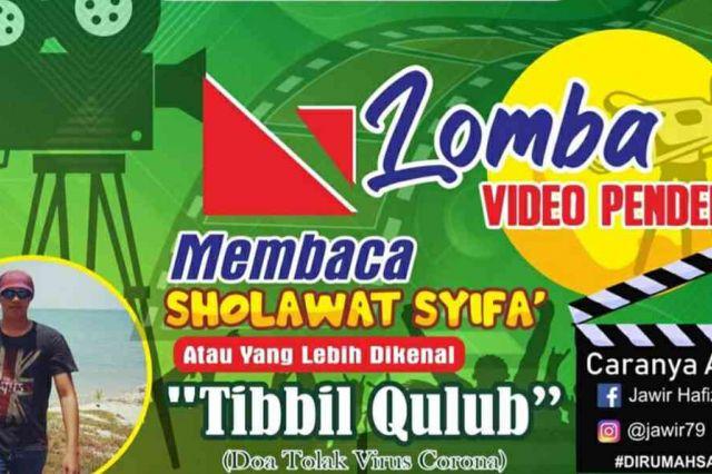 Ini Para Pemenang Lomba Sholawat Tibibil Qulub yang Diselenggarakan GP Ansor Tebo