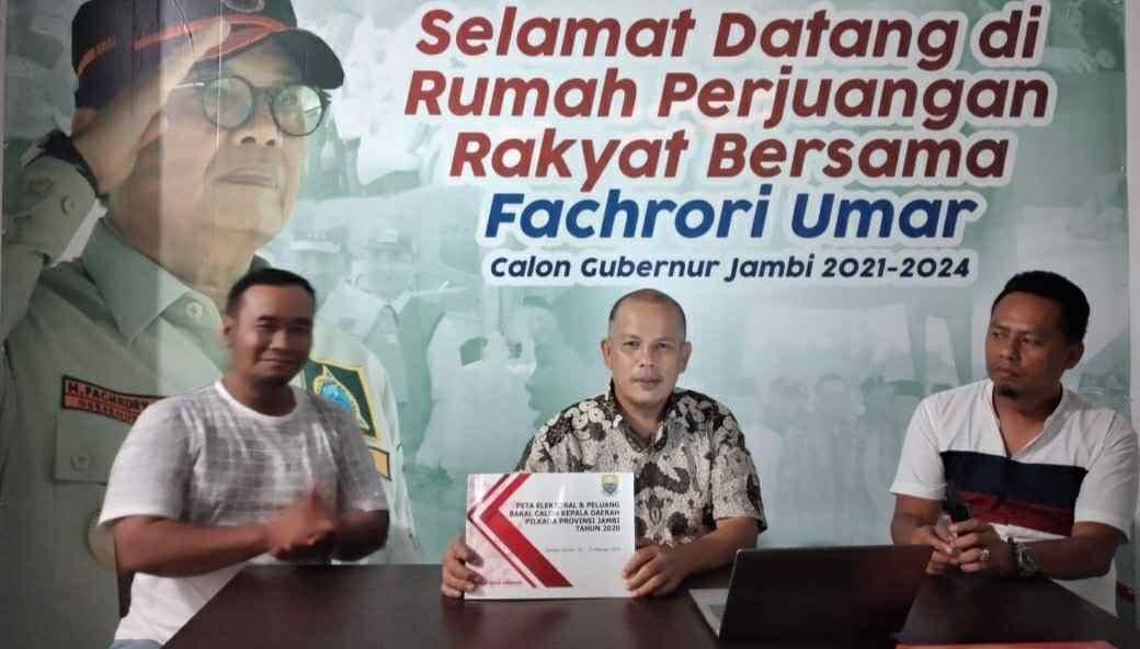 Ketua Tim Keluarga Fachrori, Miftahul Ikhlas