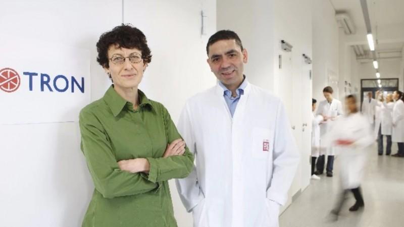 dr Ugur Sahin dan Ozlem Tureci