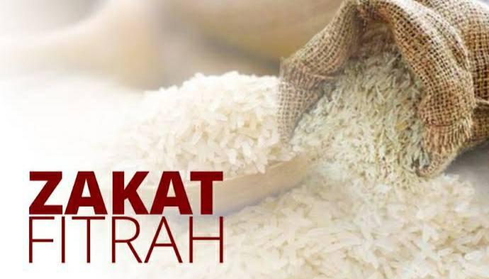 Zakat Fitrah (ilustrasi)